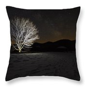 Kancamagus Scenic Byway - Sugar Hill Scenic Vista New Hampshire Usa Throw Pillow