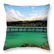 Kangaroo Island 1 Throw Pillow