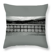 Kangroo Island 5 Throw Pillow