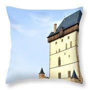 Karlstein Throw Pillow