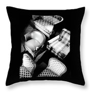 Karpen Chairs Throw Pillow