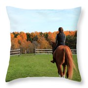 Katherine Pal 24 Throw Pillow