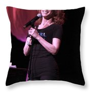 Kathy Griffen Throw Pillow