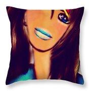Katia Throw Pillow