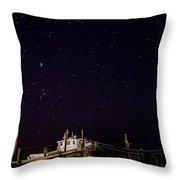 Katlyn Under The Stars Throw Pillow