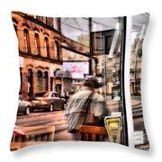Katowice Throw Pillow