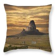 Kayenta Monument Valley Throw Pillow