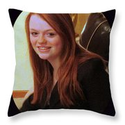 Kayte Throw Pillow