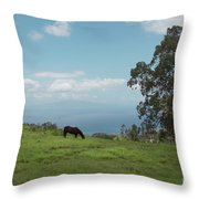 Kealakapu Throw Pillow