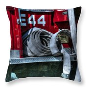 Keep Fire In Your Life No 11 Throw Pillow
