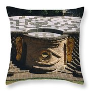 Keeping A Eye On Things.. Throw Pillow