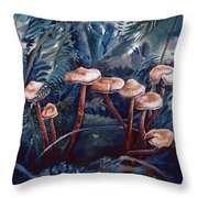 Keeping Together Throw Pillow