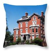 Kehoe House Throw Pillow