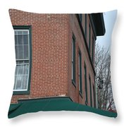 Kelly's Logan House Wilmington De Throw Pillow