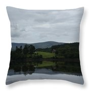 Kenmare River Five Throw Pillow