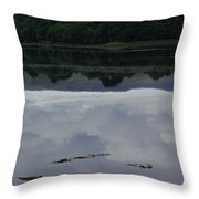 Kenmare River Three Throw Pillow