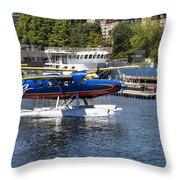 Kenmore Air Throw Pillow