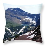 Kennedy Lake Throw Pillow