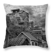 Kennicott Mine Throw Pillow