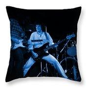 Kent #123 In Blue Throw Pillow
