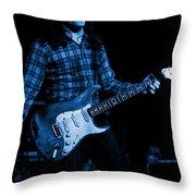 Kent #50 In Blue Throw Pillow