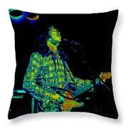 Kent #69 Enhanced In Cosmicolors 2 Throw Pillow