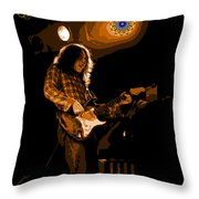 Kent #83 In Amber With Text 2 Throw Pillow