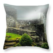 Kent England Throw Pillow