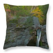 Kent Falls Hdr 5 Throw Pillow