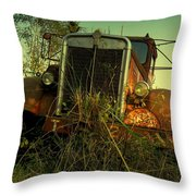 Kenworth 2 Throw Pillow