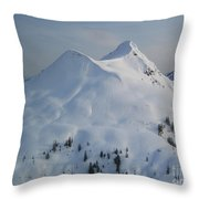 Ketchikan Throw Pillow by Camilla Brattemark