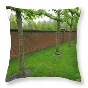 Keukenhof Gardens 11 Throw Pillow