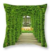 Keukenhof Gardens 31 Throw Pillow