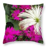 Keukenhof Gardens 38 Throw Pillow