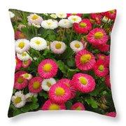 Keukenhof Gardens 39 Throw Pillow