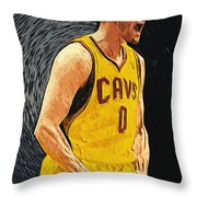 Kevin Love  Throw Pillow