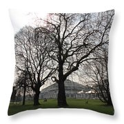 Kew Garden London Throw Pillow