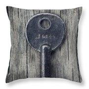 Key To... Throw Pillow
