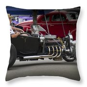 Key West Bound Throw Pillow