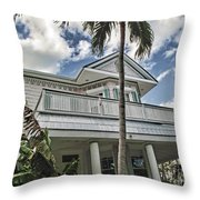 Key West Dreaming Throw Pillow