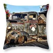 Key West - Macs Throw Pillow