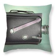 Keystone Profile 1 Throw Pillow