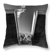 Keystone Throw Pillow by Rod Sterling