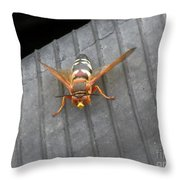 Killer 1 Throw Pillow