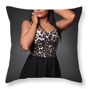 Kimberley8 Throw Pillow