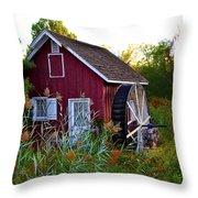 Kimberton Mill Throw Pillow