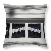 King And Queen Of Hearts Throw Pillow