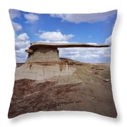 King Of Wings Throw Pillow