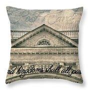 Kings And Kingdoms Throw Pillow