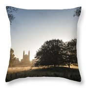 King's At Dawn Throw Pillow